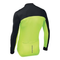 Maillot FORCE 2 Negro-Amarillo Fluo