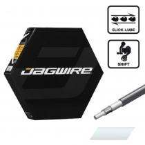 Funda para cambio Sport 4mm LEX-SL Slick-Lube (50 m) - **BLANCO** JAGWIRE