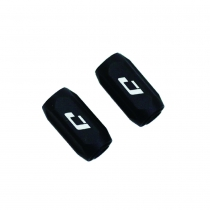 Mini reguladores de funda cambio PRO 4mm Negro (2 pcs ) JAGWIRE
