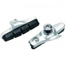 Zapatas completas Sport para bicicleta carretera SRAM/Shimano - Silver JAGWIRE  (caja 20u)