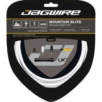 Kit de sellado MTB cambio y desviador SRAM/Shimano - Blanco JAGWIRE