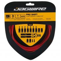 Kit PRO cambio y desviador SRAM/Shimano carretera MTB Rojo  JAGWIRE