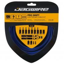 Kit PRO cambio y desviador SRAM/Shimano carretera MTB Azul JAGWIRE