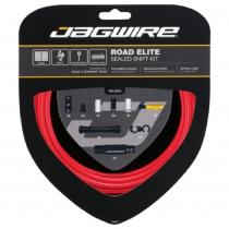 Kit sellado Elite cambio y desviador carretera SRAM/Shimano Rojo JAGWIRE