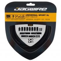 Kit cambio de bicicleta SPORT XL para SRAM/Shimano Campagnolo negro ROAD/MTB JAGWIRE