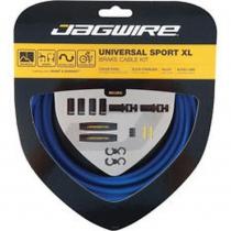 Kit freno de bicicleta SPORT XL para SRAM/Shimano Campagnolo azul ROAD/MTB JAGWIRE