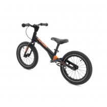 "Bicicleta Kokua LikeaBike JUMPER 14"" Black para niño"