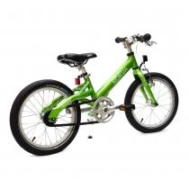 Bicicleta Kokua LiketoBike 16 2V-BRAKES color verde para niño