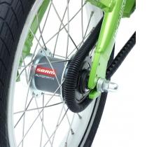 Bicicleta Kokua LiketoBike 16 SRAM AUTOMATIX color negro para niño