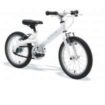 Bicicleta Kokua LiketoBike 16 SRAM AUTOMATIX color blanco para niño