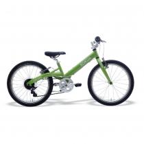 Bicicleta Kokua LiketoBike 20 color verde para niño