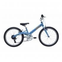 Bicicleta Kokua LiketoBike 20 color azul para niño