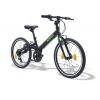 "Bicicleta Kokua LiketoBike 20"" Negra Verde"