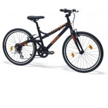 Bicicleta Kokua LiketoBike 24 negro para niño