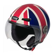 Casco Nutcase para moto Union Jack 2015