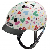 Casco Happy Hearts, Junior Little Nutty NUTCASE