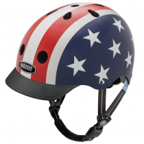 CASCO NUTCASE STAR STRIPES JUNIOR LITTLE NUTTY 2019