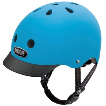 Casco Bay Blue (Mate), Street Sport NUTCASE