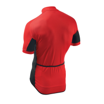 Maillot m/c FORCE Crem Total Rojo