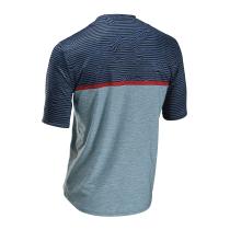 Camiseta m/c EDGE MTB Azul Claro