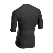 Maillot m/c STEALTH Negro