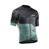 Maillot m/c BLADE 4 Verde Forest