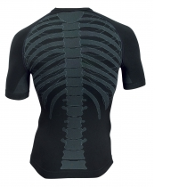 Camisetas Int. m/c BODY FIT EVO Negro NORTHWAVE