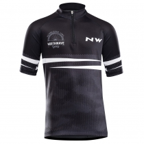 Maillots m/c ORIGIN JUNIOR Negro NORTHWAVE