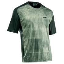 Maillots m/c EDGE MTB Verde Forest NORTHWAVE