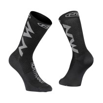 Calcetines EXTREME AIR Negro-Gris NORTHWAVE