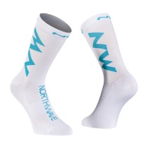 Calcetines EXTREME AIR Blanco-Azul NORTHWAVE