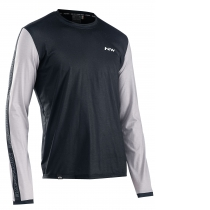 MAILLOTS M/L XTRAIL NEGRO-BLANCO NORTHWAVE