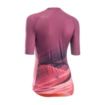 MAILLOT EARTH WOMAN DROP PLUM