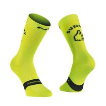 CALCETINES SUNDAY MONDAY LIMA FLUO NORTHWAVE