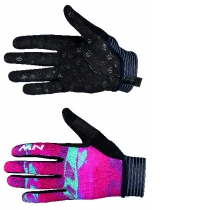 GUANTES LARGOS AIR LF WMN BEETROOT-VERDE NORTHWAVE