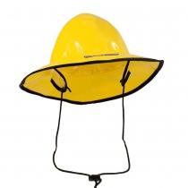 RAIN HAT, Sombrero lluvia Amarillo