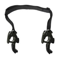 Ganchos ORTLIEB QL2.1 Con Asa ajustable, 18mm (2 Unidades)