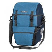 BIKE-PACKER PLUS QL2.1 Alforja PAR (2x)21L Azul