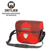BOLSA MANILLAR ORTLIEB ULTIMATE SIX PLUS SIN ADAPTADOR 7L ROJO