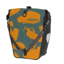 Alforja Ortlieb BackRoller Design Brush QL2.1 20L Naranja