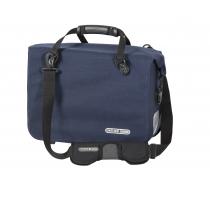 OFFICE-BAG Cartera QL3.1 PS36C 21L PVC Azul