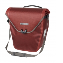 VELO-SHOPPER  QL2.1 Bolsa 18L Granate