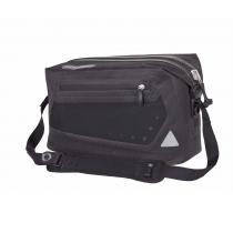 TRUNK-BAG  Bolsa trasera 8L Slate-Negro