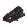 Bolsa Sillín Ortlieb SeatPack 11L Negro Mate