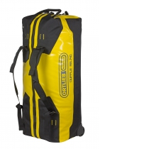 DUFFLE RS Travel Bolsa 140L Amarillo-Negro