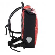 Bolsa ORTLIEB MESSENGER BAG 39L Rojo-Negro