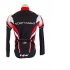 Chaqueta  Pro Light m/l WINTER H2O. Cremallera Total Negro-Rojo