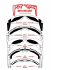 Gafas Pit Viper THE ABSOLUTE LIBERTY Doble Áncho Polarizadas