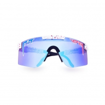 Gafas Pit Viper Absolute Freedom Reflectantes Azul Revo