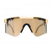 Gafas Pit Viper Gold Standar Reflectantes Oro